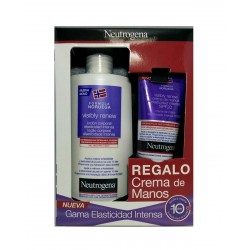 NEUTROGENA Visibly Renew Loción 400ML + Crema de Manos 75ML