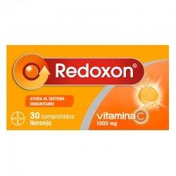 Redoxon Vitamina C Naranja 30 Comprimidos Efervescente