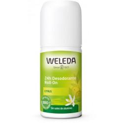WELEDA Desodorante Roll-on Citrus