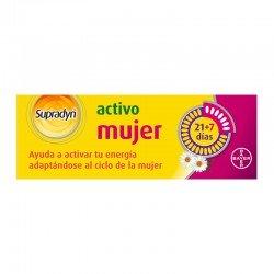 SUPRADYN Activo Mujer 21+7 Comprimidos