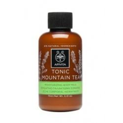 Apivita Leche Corporal Hidratante Tonic Mountain Tea 75ml