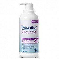 BEPANTHOL SensiControl Crema Emoliente 400ml