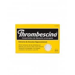 THROMBESCINA 263.2 MG 50 COMPRIMIDOS LIB PROLONGADA