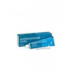 ANTIHEMORROIDAL CINFA POMADA RECTAL 30 G