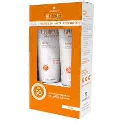 HELIOCARE Advanced Spray Protector Solar SPF50 DUPLO 2x200ml