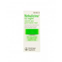 NEBULICINA Nebulizador Nasal 0.5 MG/ML 10ML