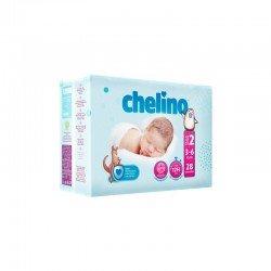 CHELINOS Pañales Talla 2 28 Unidades