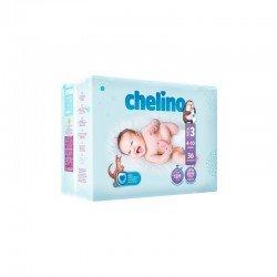 CHELINOS Pañales Talla 3 36 Unidades