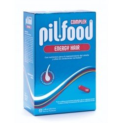PILFOOD Complex Energy Hair 180 Comprimidos
