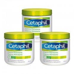 CETAPHIL Triplo Crema Hidratante 3x453G