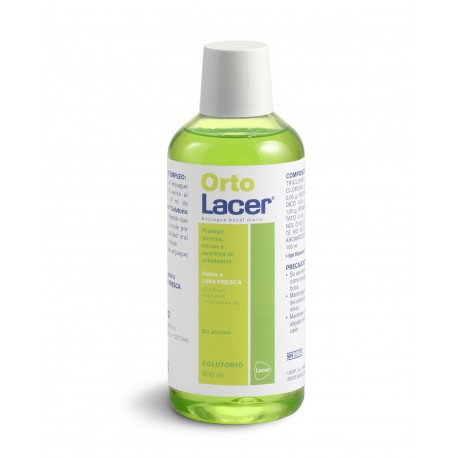 LACER Ortolacer Colutorio Lima 500ML