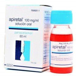 APIRETAL 100mg/ml Solucion Oral 60ML