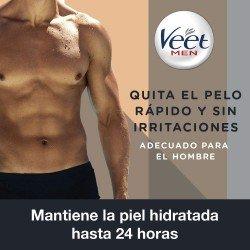 VEET Men Crema Depilatoria de Ducha para Cuerpo 150ml