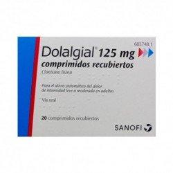 Dolagial 125MG 20 Comprimidos