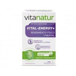 Vitanatur Vital-Energy+ 120 Cápsulas