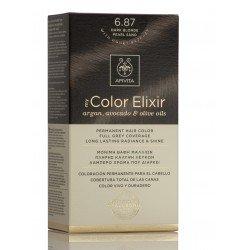 APIVITA My Color Elixir Tinte Rubio Oscuro Arena Perlado Nº 6.87