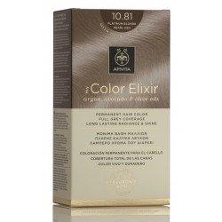 APIVITA My Color Elixir Tinte Rubio Platino Ceniza Perlado Nº 10.81