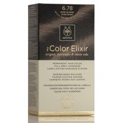 APIVITA My Color Elixir Tinte Rubio Oscuro Arena Perlado Nº 6.78