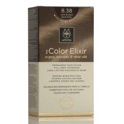 APIVITA My Color Elixir Tinte Rubio Claro Dorado Perlado Nº 8.38