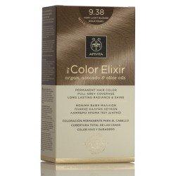 APIVITA My Color Elixir Tinte Rubio muy Claro Dorado Perlado Nº 9.38