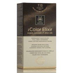 APIVITA My Color Elixir Tinte Rubio Ceniza Dorado Nº 7.13