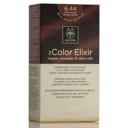 APIVITA My Color Elixir Tinte Rubio Oscuro Cobrizo Intenso Nº 6.44