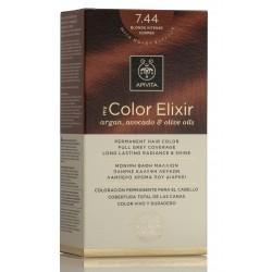 APIVITA My Color Elixir Tinte Rubio Cobrizo Intenso Nº 7.44