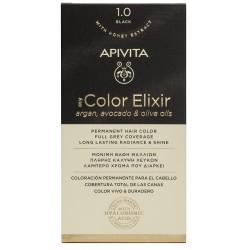 APIVITA My Color Elixir Tinte Negro Nº 1.0