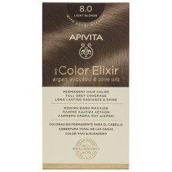 APIVITA My Color Elixir Tinte Rubio Claro Nº 8.0