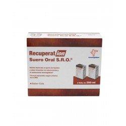 RECUPERAT-ION Suero Oral S.R.O. Sabor Cola 2x250ML