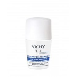 VICHY Desodorante Roll-on 24h Sin Sales de Aluminio 50ML