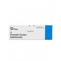 OCULOS Pomada Oftálmica Epitelizante 3G