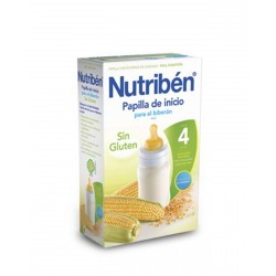 NUTRIBEN Inicio Biberón 600G