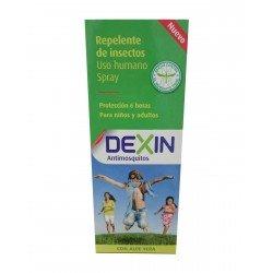 DEXIN Repelente Spray Antimosquitos 100ML