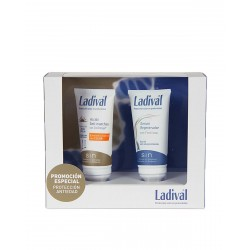 LADIVAL Pack Despigmentante Anti-Manchas con Color FPS50 + Serum