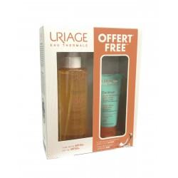 URIAGE Pack Bariesun Aceite SPF50+ + Bálsamo Reparador de REGALO