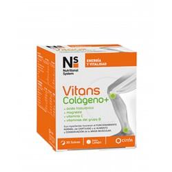 NS VITANS Colágeno+ Sabor Limón 30 Sobres