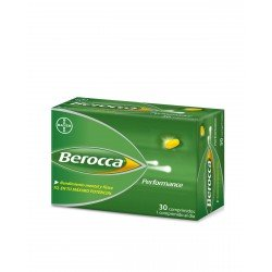 BAYER BEROCCA Performance 30 Comprimidos