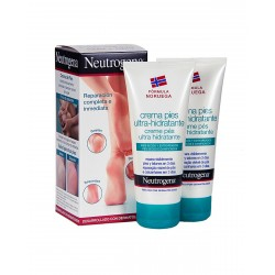 NEUTROGENA Crema Pies Ultra-Hidratante 2x100ML