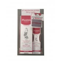 MUSTELA Kit Estrías Día-Noche Crema 250ML + Aceite 105ML