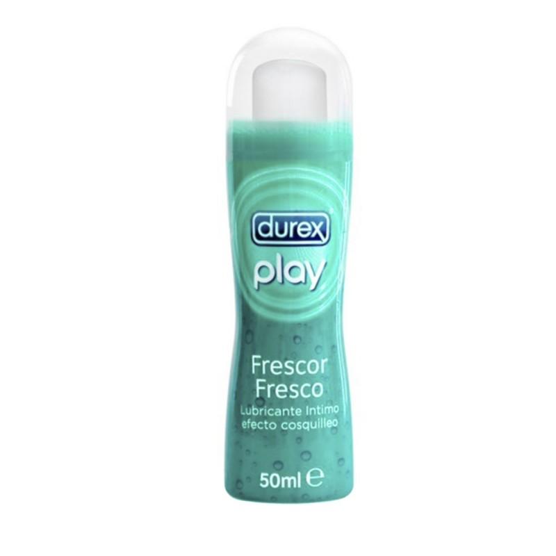 Durex play frescor lubricante intimo 50ml comprar online for Geles placer