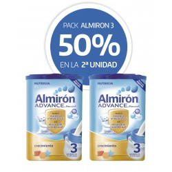 ALMIRON Advance 3 800G + 800G al 50%