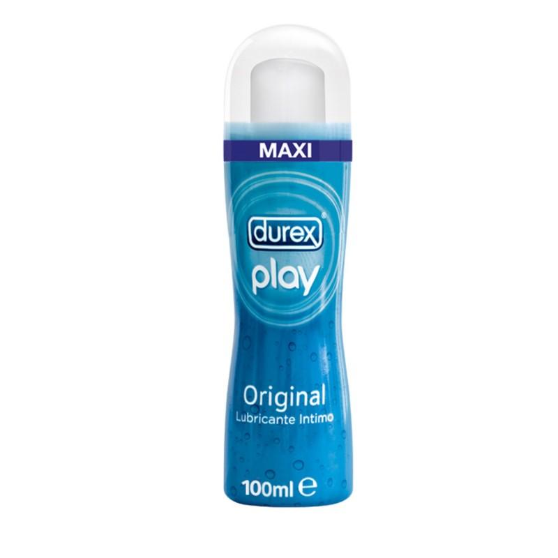 Durex play original lubricante intimo 100ml comprar online for Geles placer