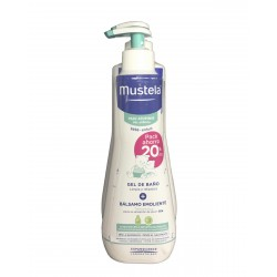 MUSTELA STELATOPIA PACK Gel Baño 500ML + Bálsamo Emoliente 300ML