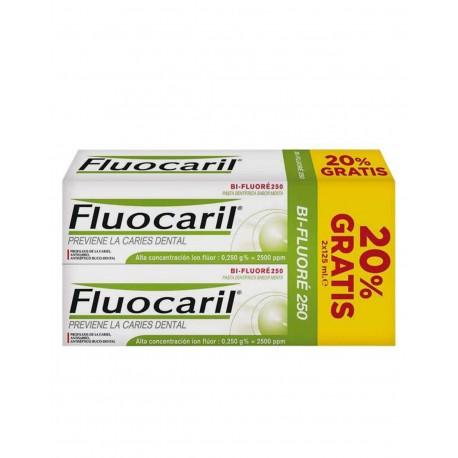 FLUOCARIL Bi-Fluore 2x125ML