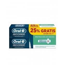 ORAL-B Pro Expert Proteccion Encias 2x125ML