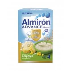 ALMIRON Advance Papilla de Cereales Sin Gluten 500G