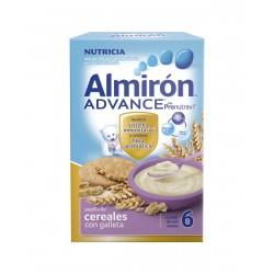 ALMIRON Advance Papilla de Cereales con Galleta 500G