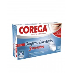 COREGA Oxígeno Bio-Activo 30 Tabletas