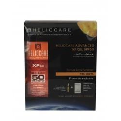 HELIOCARE XF Gel SPF50 50ML + ENDOCARE-C Ampollas + Mascarilla